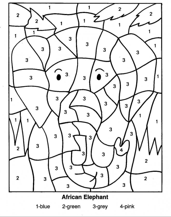 number-2017 colouring pages