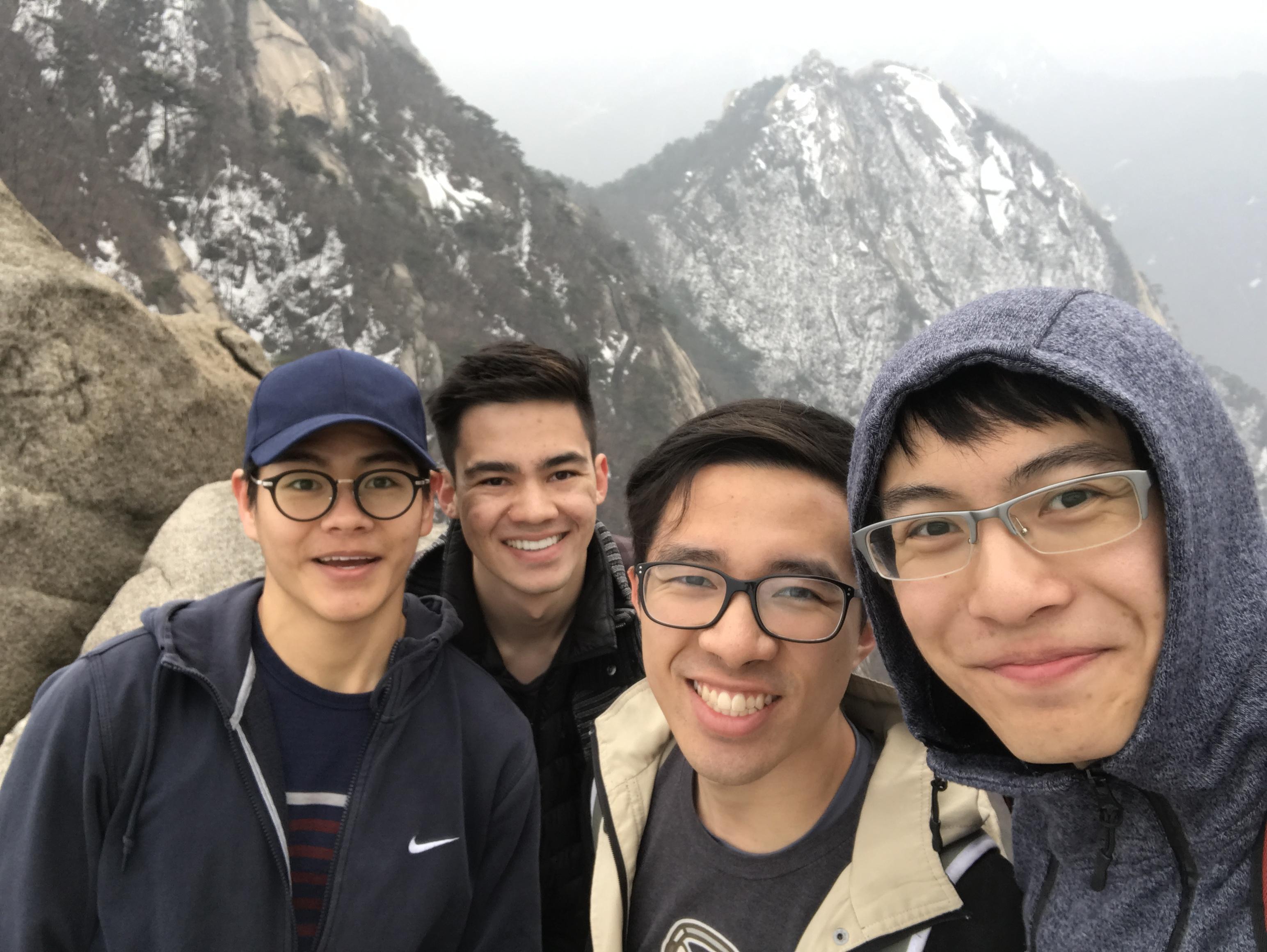 Bukhansan Peak