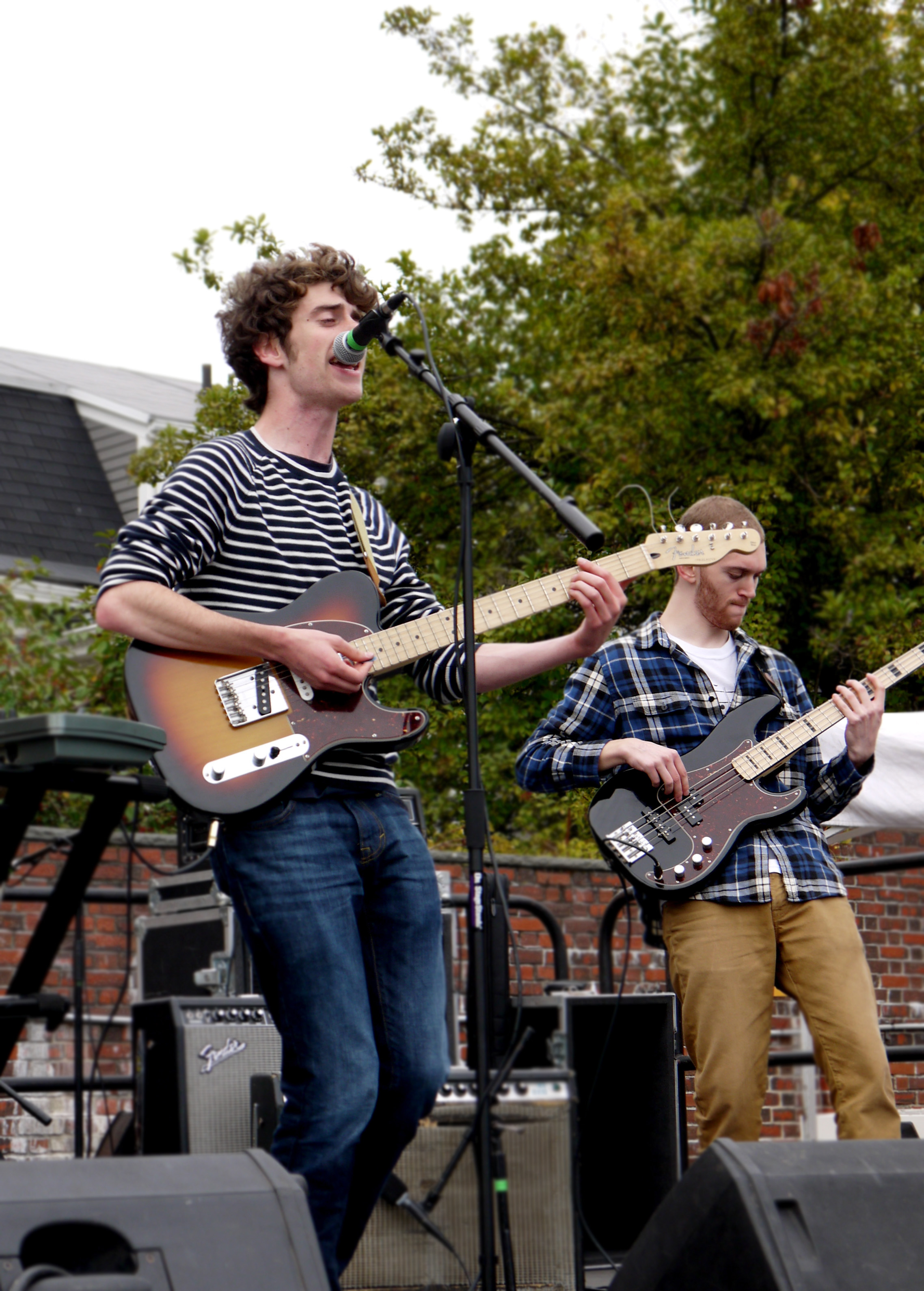 Tufts Bands: The Rare Occasions · Tufts Admissions